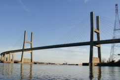 Cochrane-Africatown Bridge - Mobile